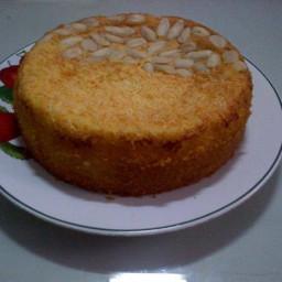 Resep dan Bahan Cake Tape Keju