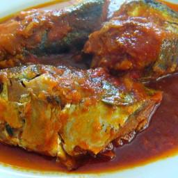 Resep dan Bahan Ikan Tongkol Bumbu Pedas