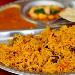 Resep Nasi Briyani Mudah dan Praktis