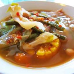 Resep Sayur Asem Sunda Sederhana