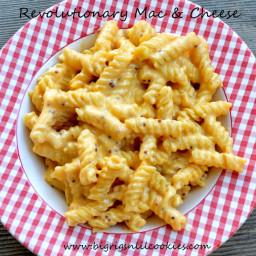 Revolutionary Mac and Cheese