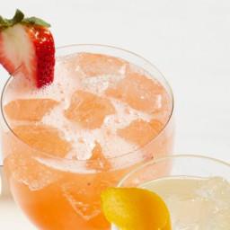 Rhubarb Spritz