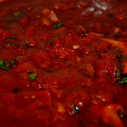 Rhu's Marinara Sauce - Cheryl style