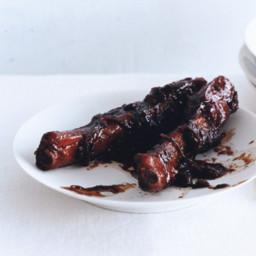 Ribs with Black Vinegar Sauce