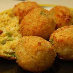 Rice Balls (Arancini)