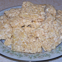 Rice Cereal Treats (Microwave Version)