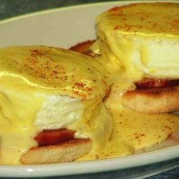 Rich Hollandaise Sauce