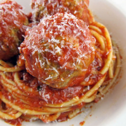 Ricotta Cheese Meatballs