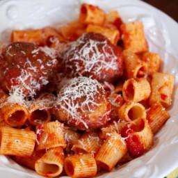 Ricotta Meatballs