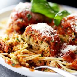 Ricotta Zucchini Meatballs Recipe