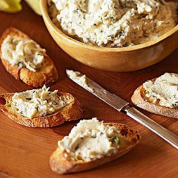 Ricotta and Parmesan Spread