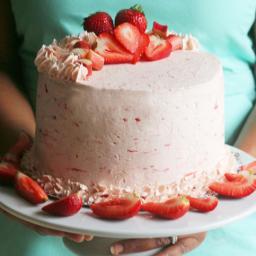 Riesling Rhubarb Crisp Cake