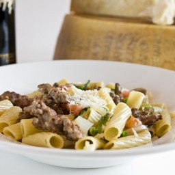 Rigatoni Calabrese Recipe from Portobello Restaurant