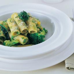 Rigatoni con i broccoli