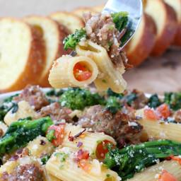 rigatoni broccoli | BigOven