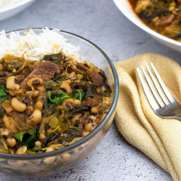 Ring in the New Year with Hoppin' John and the BEST recipe EVER!
