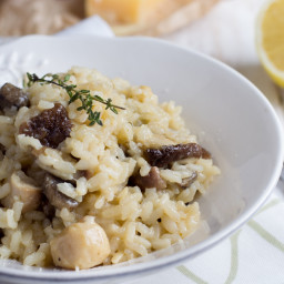 Risotto With Chicken