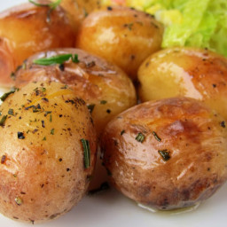 Roast Baby Potatoes