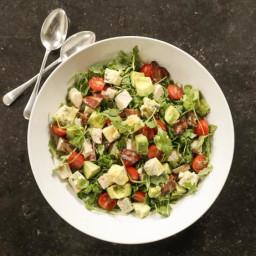 Roast Chicken Cobb Salad