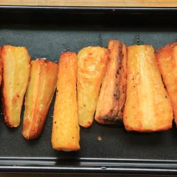 Roast Parsnip Simple Method