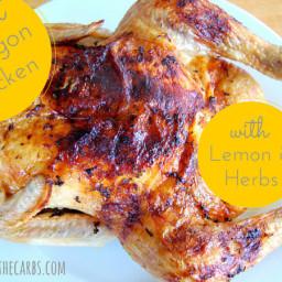 Roast Tarragon Chicken