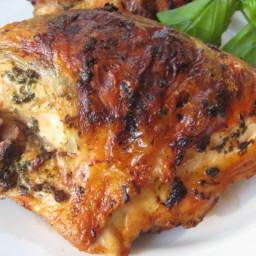 Roast Turkey Breast With Chipotle-Herb Rub Recipe