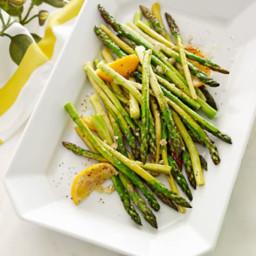 Roasted Asparagus with Lemon