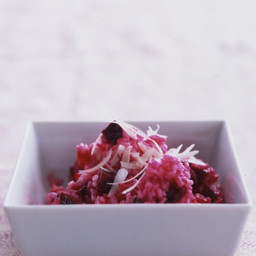 Roasted Beet Risotto