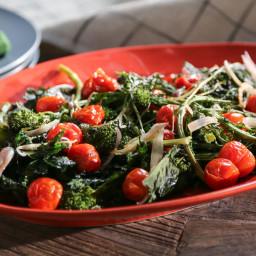 Roasted Broccoli Rabe