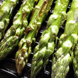 Roasted, Broiled, or Grilled Asparagus