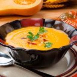 Roasted Butternut Squash Soup Recipe🍲
