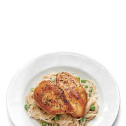 Roasted Garlic Chicken Alfredo