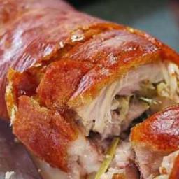 Roasted/ Lechon Pork Belly Recipe