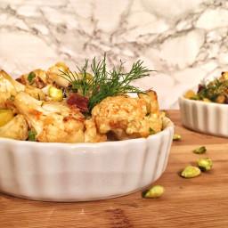 Roasted Mediterranean Cauliflower, a True Foods Kitchen Copycat Recipe