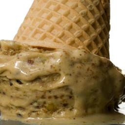 Roasted Pistachio Ice Cream