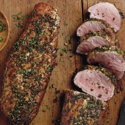 Roasted Pork Tenderloin - 2