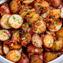 Roasted Potatoes in the Air Fryer