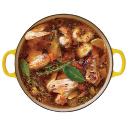 Roasted Poultry Stock