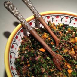Roasted Pumpkin Quinoa Salad