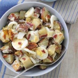 Roasted Red Potato Salad Recipe