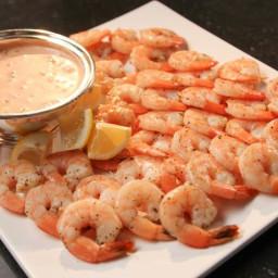 Roasted Shrimp Cocktail Louis