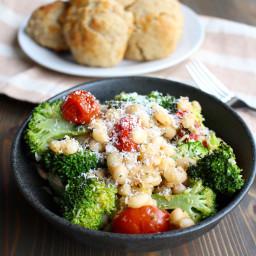 Roasted Vegetable 'Scampi