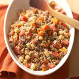 Roasted Vegetable Tabbouleh