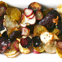 Roasted Veggie Chips