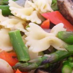Roasted Veggie Pasta Recipe