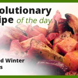 Roasted Winter Veggies