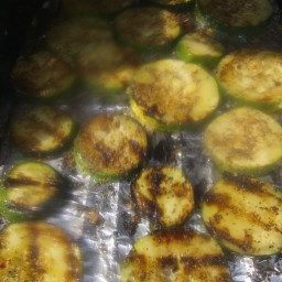 Roasted Zucchini or Squash