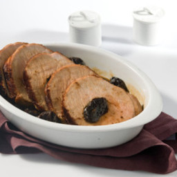 Roast Pork with Prunes