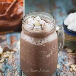 Rocky Road Chocolate Smoothie