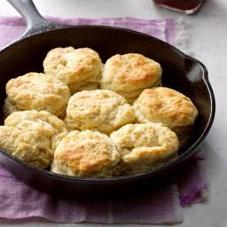 Rolled Buttermilk Biscuits
